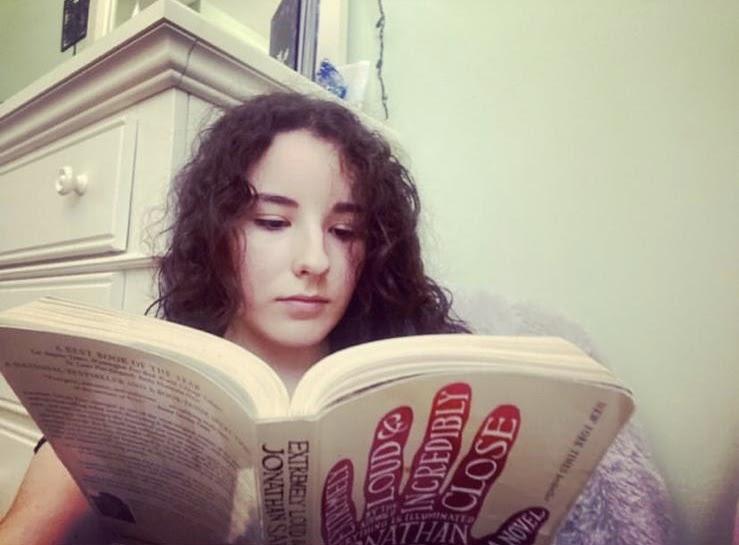 Danielle's Drive to Read