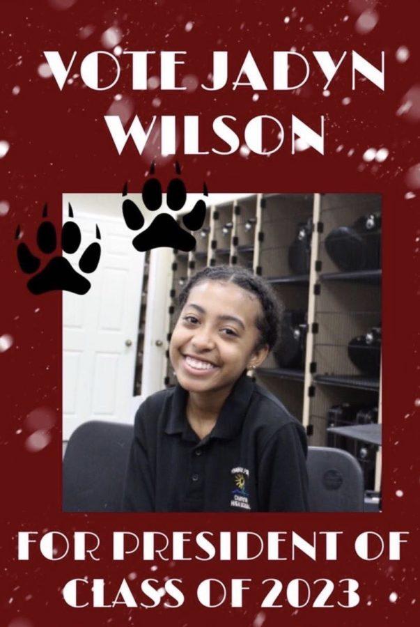 Jadyn+Wilson%3A+More+Than+a+President