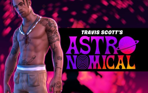 Travis Scott Surprises Gamers with an Epic Video Game Concert