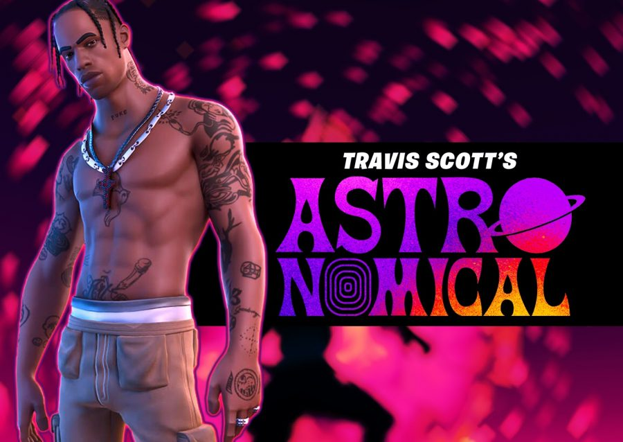 Travis+Scott+Surprises+Gamers+with+an+Epic+Video+Game+Concert