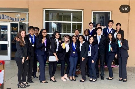 HOSA Seniors Continue their Legacy