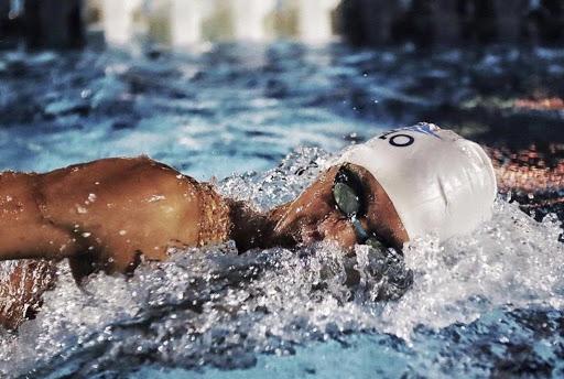 Rafael's Swim through COVID-19