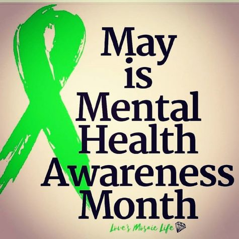 Mindful Monday - Mental Health Awareness Month