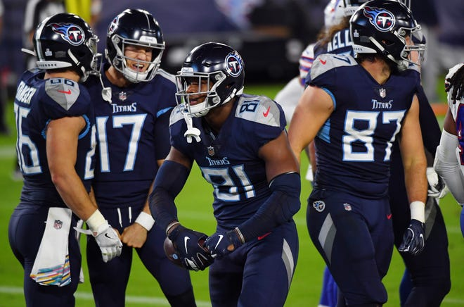 Photo of Tennessee Titans; to view image from original source visit https://www.usatoday.com/story/sports/nfl/titans/2020/10/13/tennessee-titans-buffalo-bills-score-covid-19-coronavirus/3647578001/
