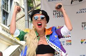 Image Source: https://www.aol.com/article/entertainment/2019/07/01/world-pride-2019-lady-gaga-andy-cohen-queer-eye-more-stars-celebrate-in-nyc/23760609/