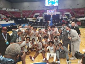 Charter Basketball Leaves Lakeland with a Chip