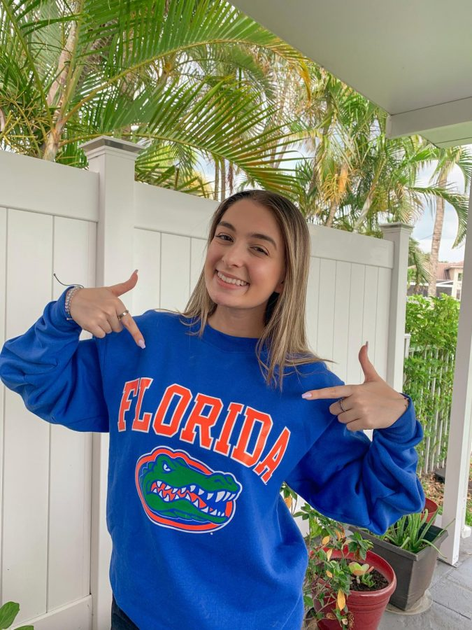 Romina Torchia's Goodbye to South Florida, and Hello to Gainesville