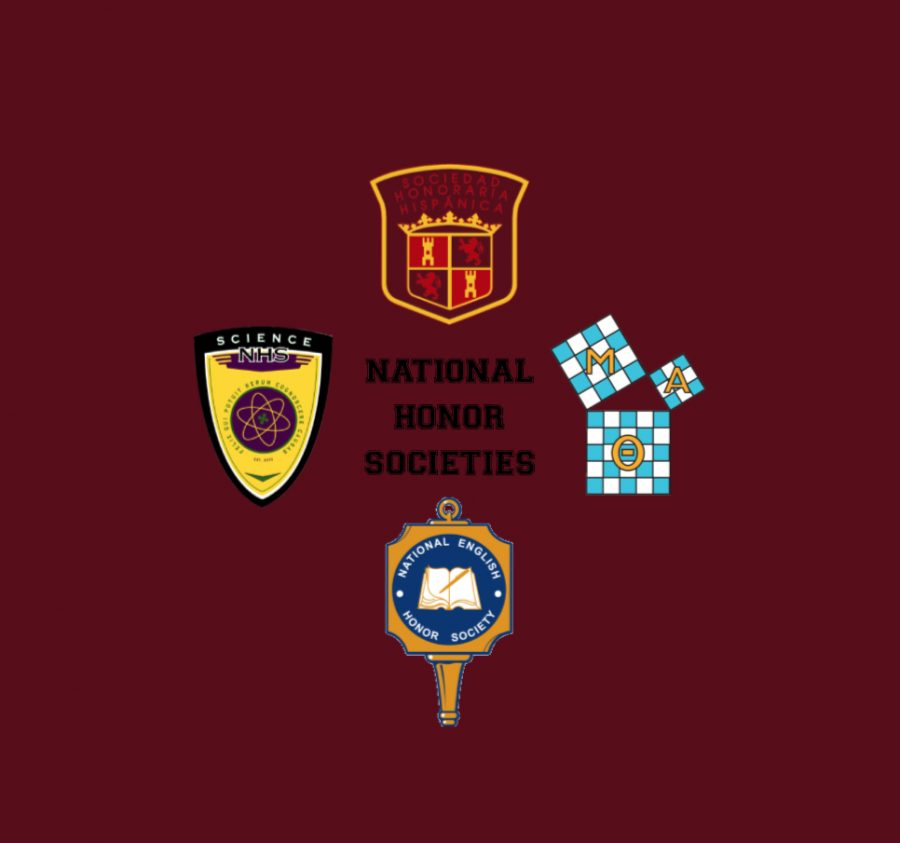 What are the Visions of Honor Society Clubs?